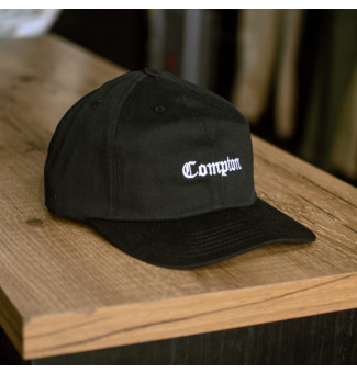 STRAPBACK LITTLE COMPTON OTHER CULTURE (PRETO)