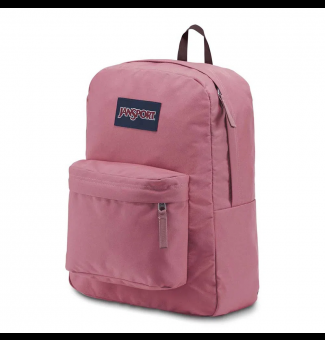 MOCHILA JANSPORT SUPERBREAK (ROSA)