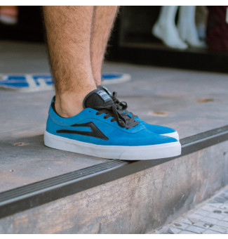 TÊNIS LAKAI SHEFFIELD SD 2102 (BLUE/BLACK)