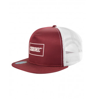 Snapback Trucker Chronic Chrnc (Bordo)