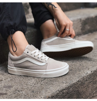 Tênis Vans Old Skool Multi Woven WN2 (Rainy Day)