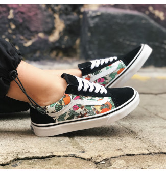 Tênis Vans Old Skool XF3 (Multi Tropic)