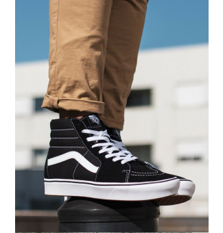 TÊNIS VANS SK8-HI COMFYCUSH VNE (BLACK/TRUE)