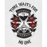 Camiseta Chemical BIG Times Wait Branco
