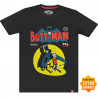Camiseta Chemical BIG Batman Beavis Butthead Preto