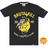 Camiseta Brutal Kill BIG Donk Preto