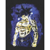 Camiseta Chemical BIG Goku (Preto)