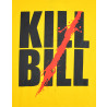 CAMISETA KILL BILL CI K03/01 AMARELO