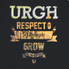 Regata Urgh BIG Silk Respect Preto